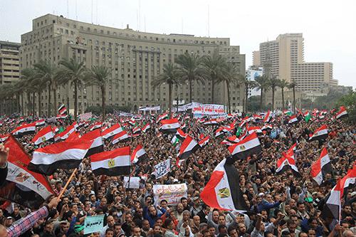 ميدان التحرير المكاتب الحكومية 2011