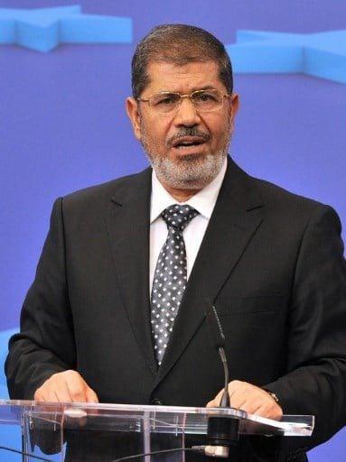 President Muhammad Morsi Isa al-Ayyat