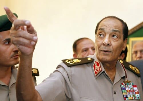 The SCAF's Egypt (2011-2012)