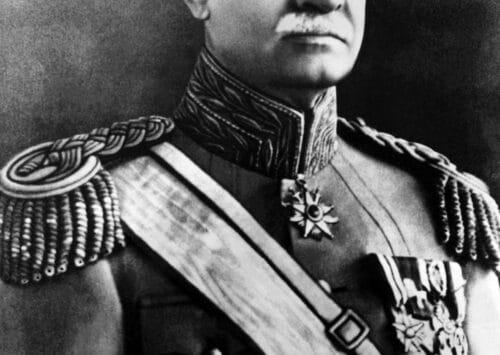 Reza Shah