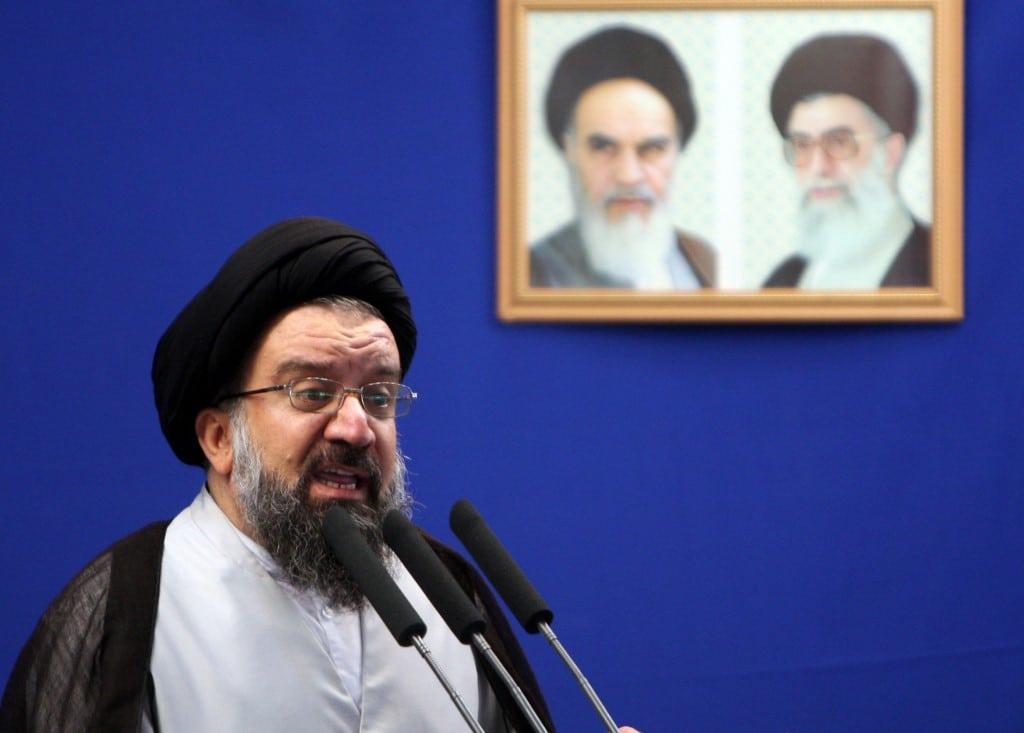 President Mohammad Khatami (r. 1998-2005)