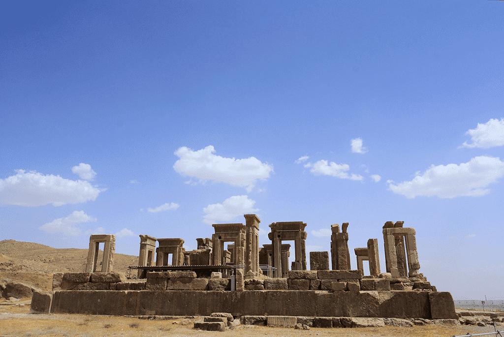 Ancient Persepolis, ceremonial capital of the Achaemenid Empire (ca. 550–330 BCE)
