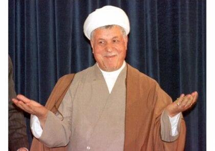 Iran, Hashemi Rafsanjani's Presidency (1989-1997)