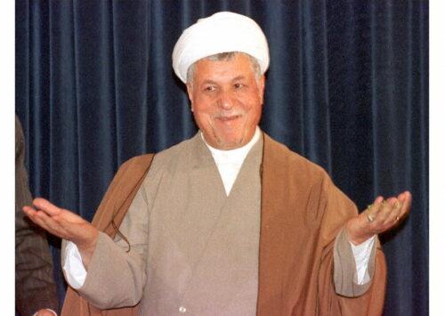 رئاسة هاشمي رفسنجاني (1989-1997)