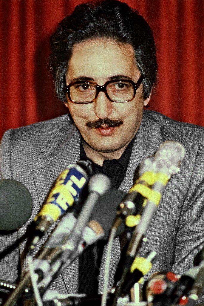 أبو الحسن بني صدر قي عام 1979