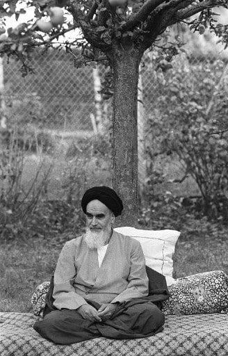 Ayatollah Ruhollah Musavi Khomeini