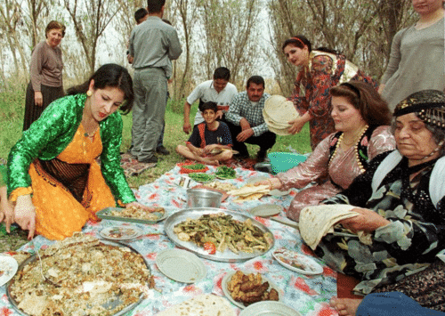 العائلة والعشيرة والقبيلة