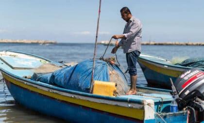 Sea Blockade of the Gaza Strip