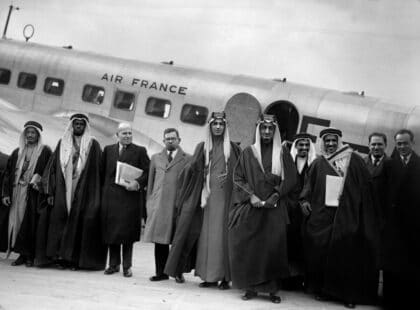 After Ibn Saud and the Free Princes Movement (1953-1964)