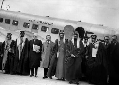 After Ibn Saud