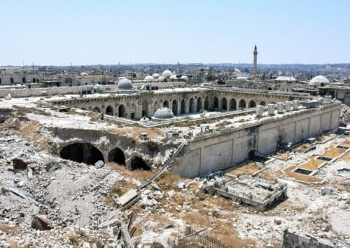 Syria's Cultural Heritage in Ruins