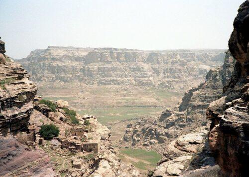الجغرافيا في اليمن