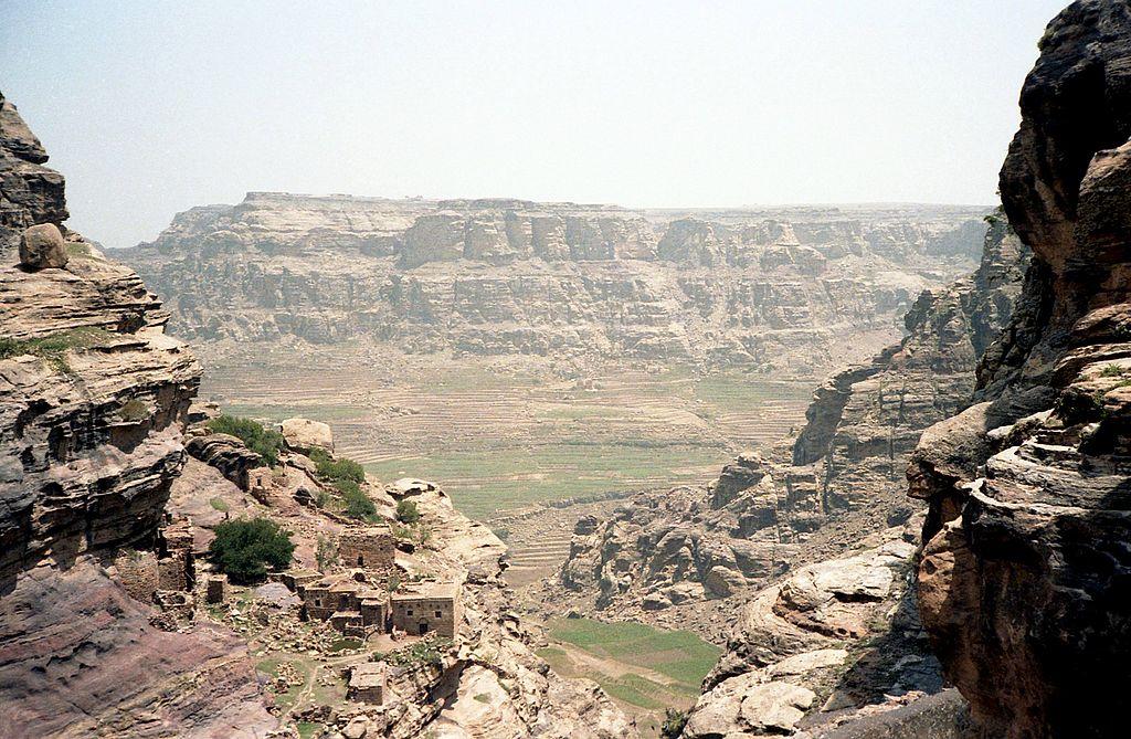 جغرافية اليمن