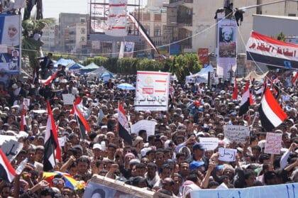 الربيع العربي اليمني 2011