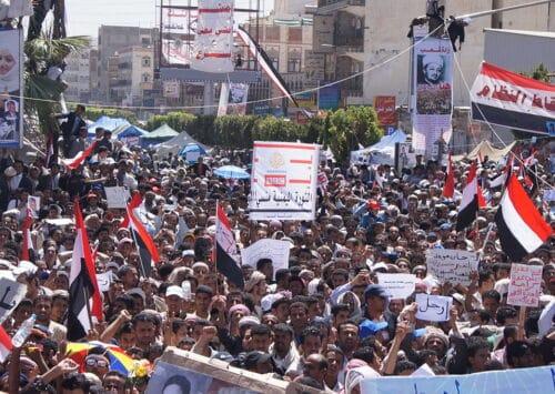 Yemen's Arab Spring