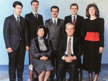 Syria: Hafiz al-Assad (1970-2000)