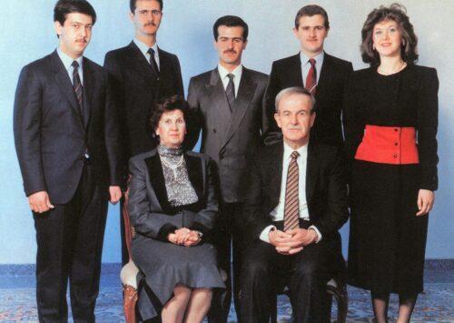 حافظ الأسد (1970-2000)