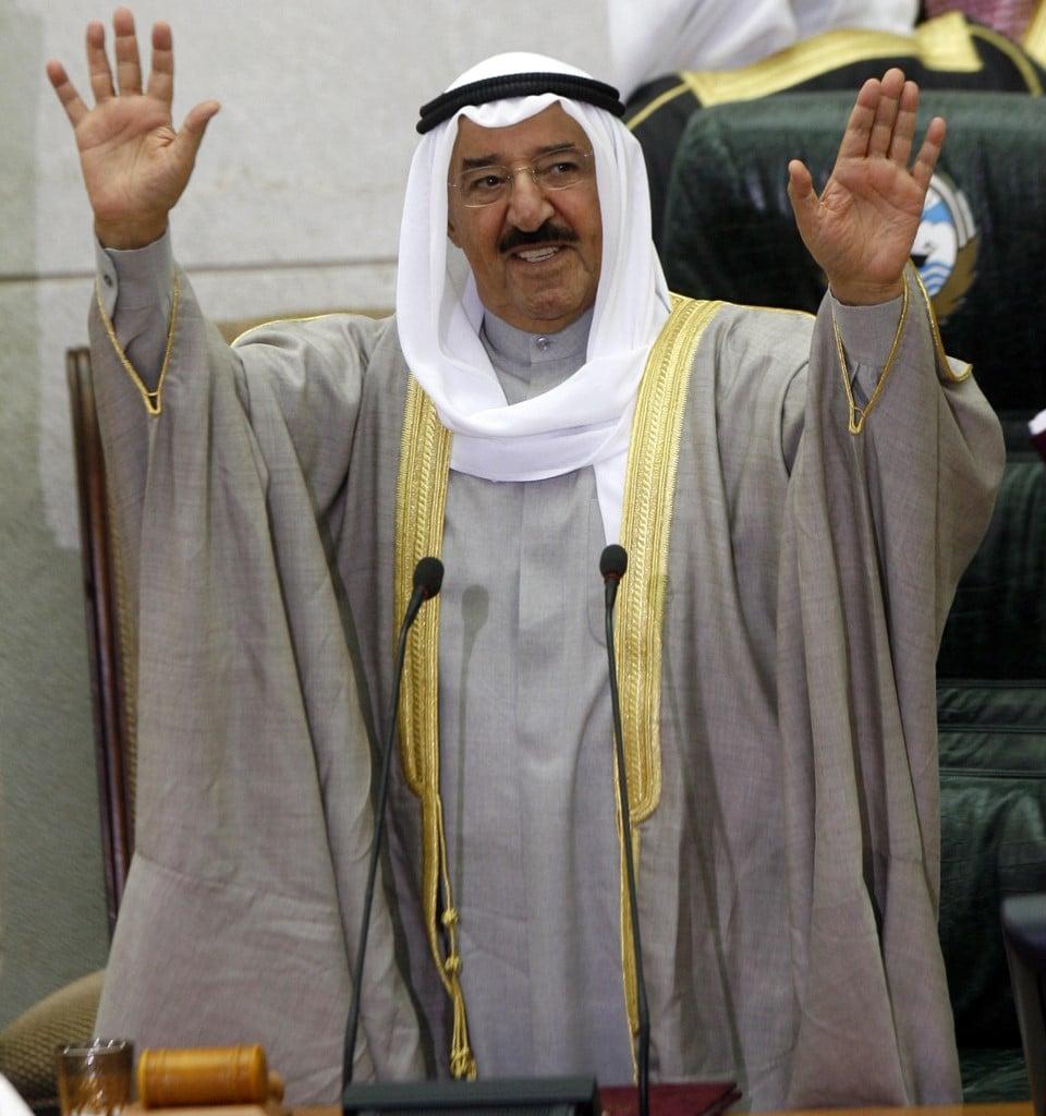 Sheikh Sabah IV Ahmad Al-Jaber Al-Sabah.