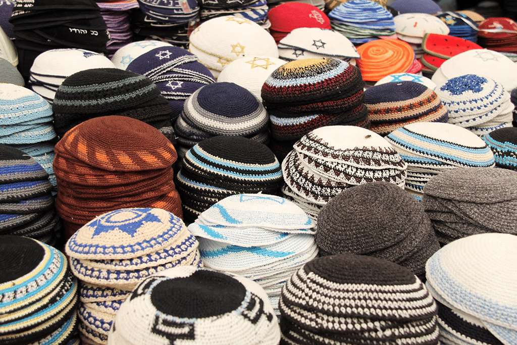 Jewish kippahs for sale