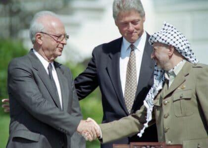 Israel: The Oslo Accords