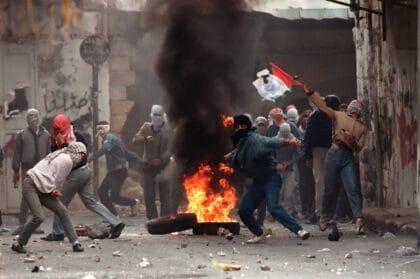 Israel: The First Intifada (1987-1993)