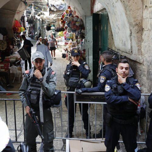السكان في إسرائيل