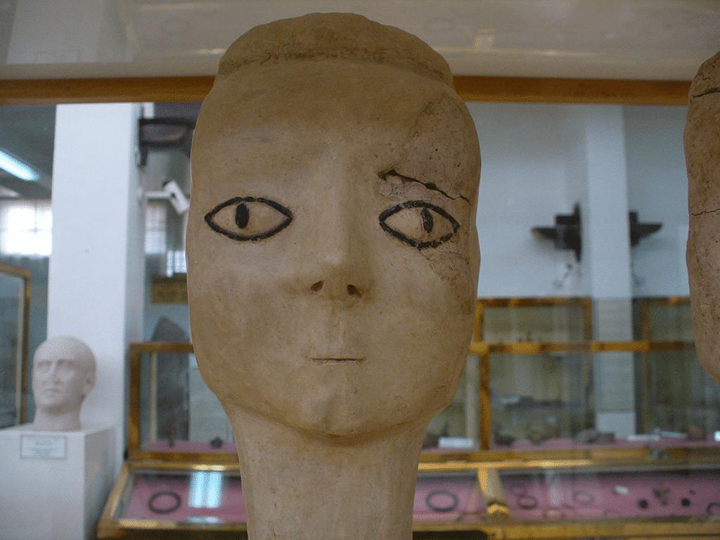 متحف الآثار الأردني في عمان
