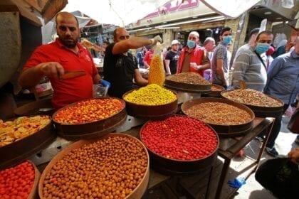 السكان في الأردن