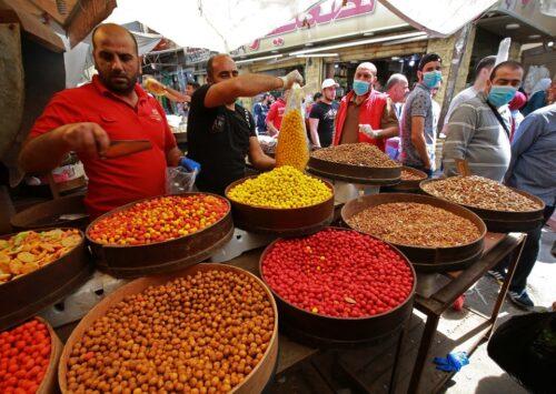 Population of Jordan