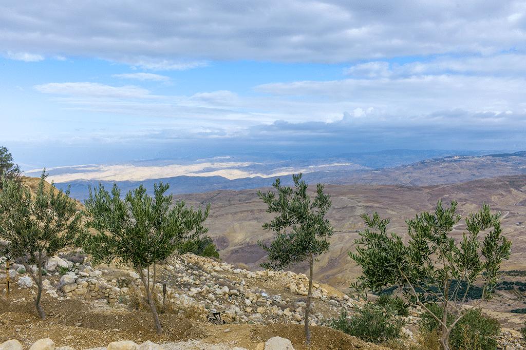 Geography of Jordan