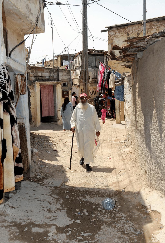 Amman population of Jordan poverty