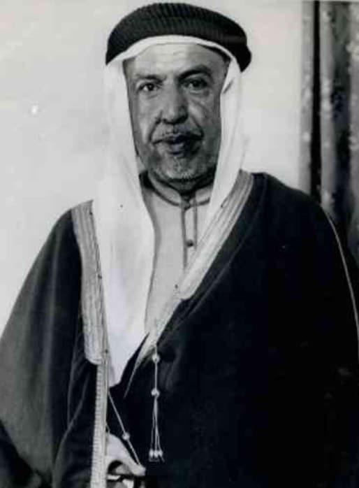 Emir Sheikh Abdullah al-Salim al-Sabah (r. 1950-1965)