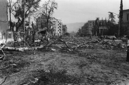 Lebanese Civil War: Fifteen Lost Years (1975-1990)