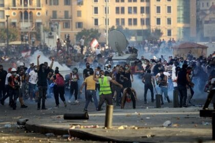 Lebanon Between Two Fires: Political Suicide or Giving Enough Time to Civil Society?