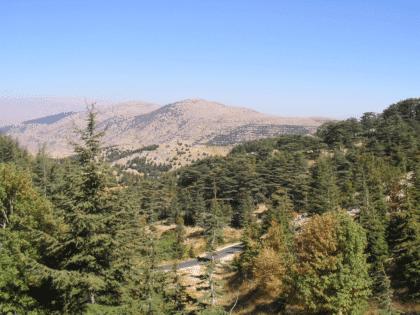 Geography of Lebanon