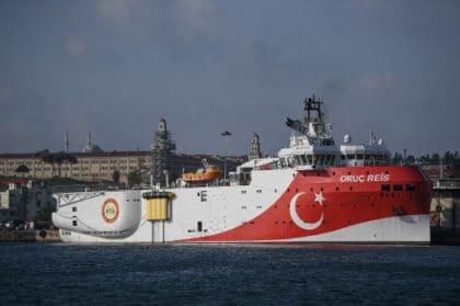 الصراع التركي-اليوناني في شرق البحر المتوسط هو فراغٌ خلفه ترامب أكثر منه نزاعٌ على الغاز
