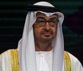 Sheikh Mohammed bin Zayed al-Nahyan, the UAE's Master Influencer