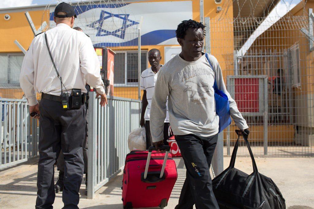 الهجرة غير الشرعية في إسرائيل