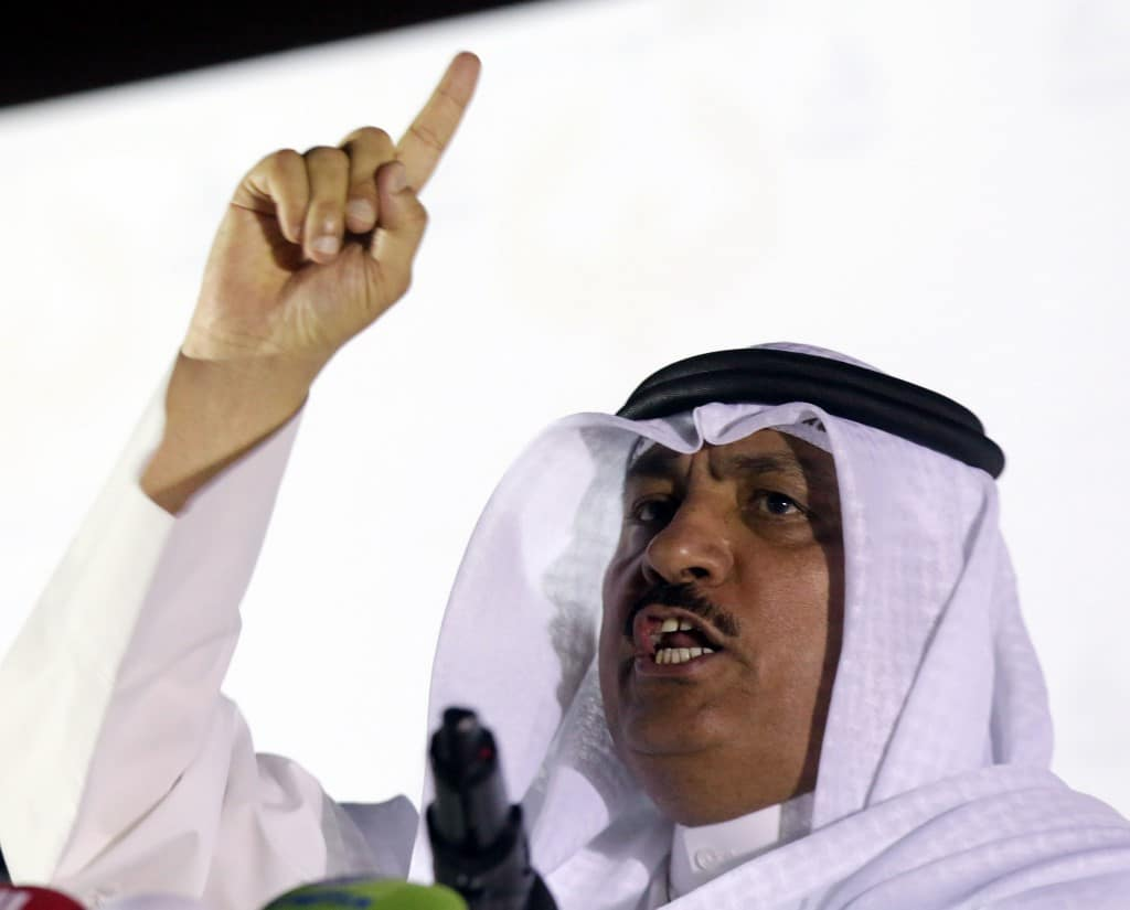 Musallam al-Barrak: Real Reformer or just a Pawn?