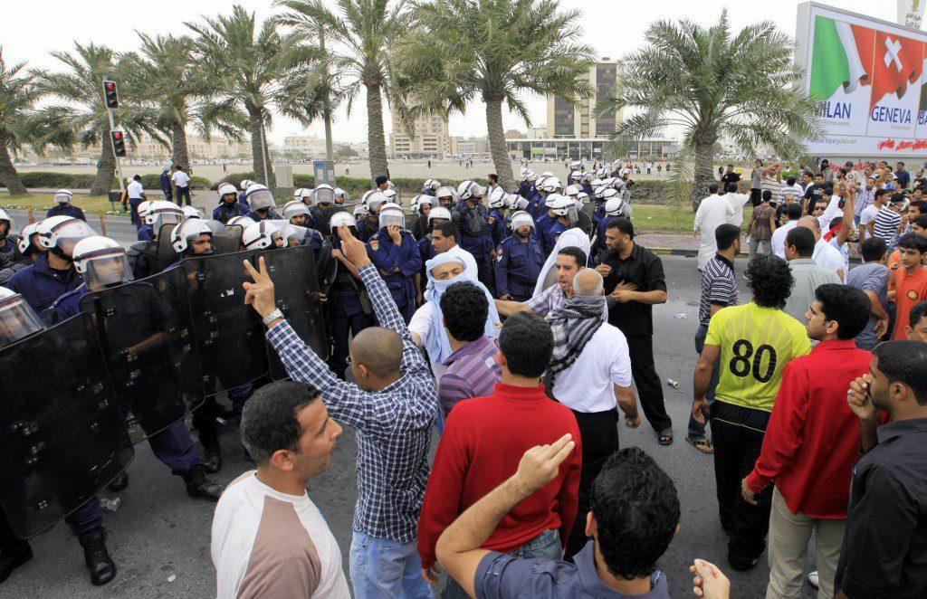 arab spring bahrain