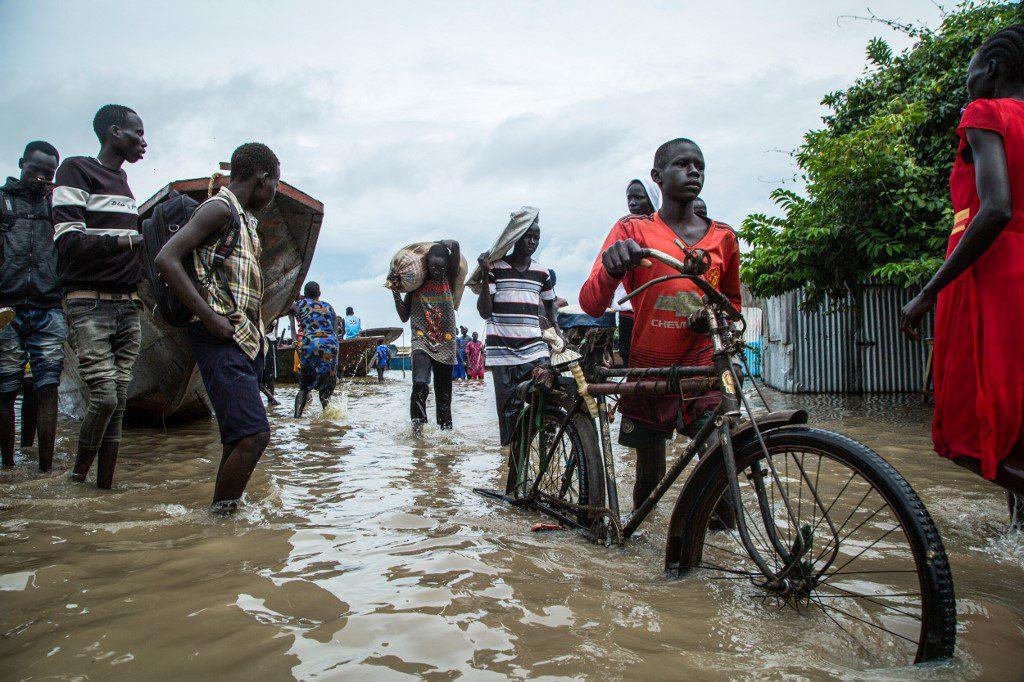Flood sudan