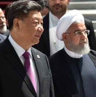 الصين قادرة على تعزيز علاقاتها بإيران ولكنها لا تريد ذلك