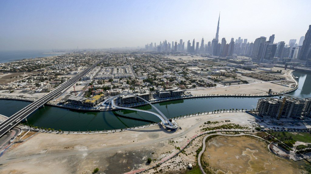 Dubai creek UAE
