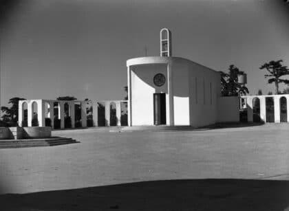كنيسة البيضاء 1940 التاريخ ليبيا