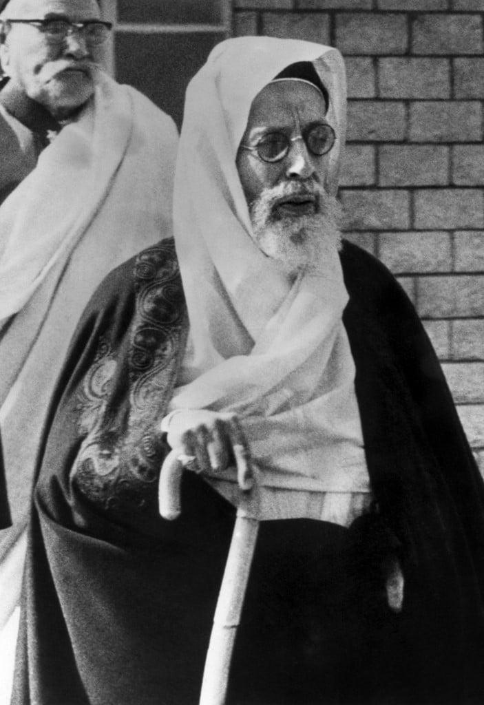 الملك محمد إدريس الأول