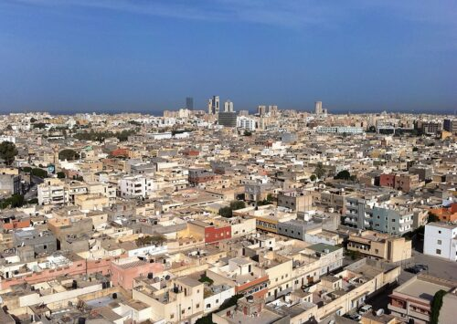 Population of Libya