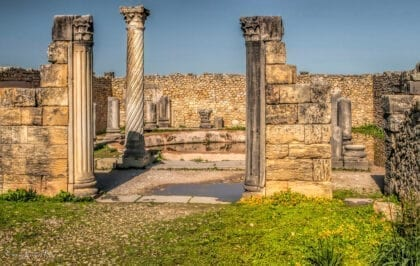 Morocco: Antiquity
