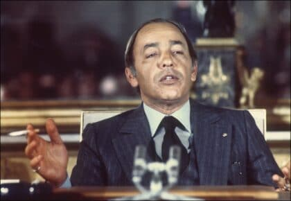 Morocco: Independence Under Mohammed V and Hassan II