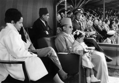 Morocco: The Approach of Independence 1956