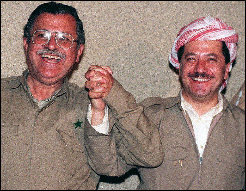 Talabani Barzani